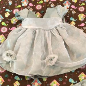 JoLene newborn dress